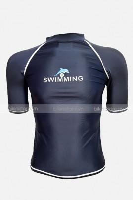 Áo bơi nam tay lỡ ABN07