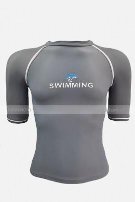 Áo bơi nam tay lững ABN09