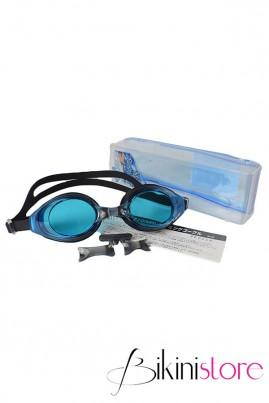 Kính bơi chính hãng View v610s màu xanh